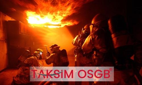 İstanbul Zorunlu Yangın Eğitimi Hizmetleri