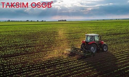 Tarım Sektöründe Ölümlü İş Kazalarının Sebepleri