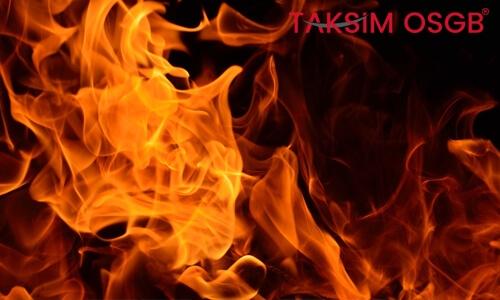 Yangın Tatbikatı ve Zorunlu Yangın Eğitimi Ataşehir